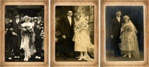 عروسی قدیمی