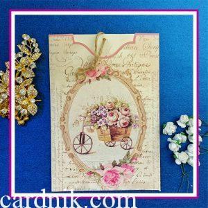کارت عروسی کد 9464 تصویر 1