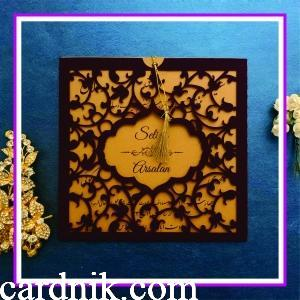 کارت عروسی کد 3776