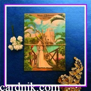 کارت عروسی کد 9485